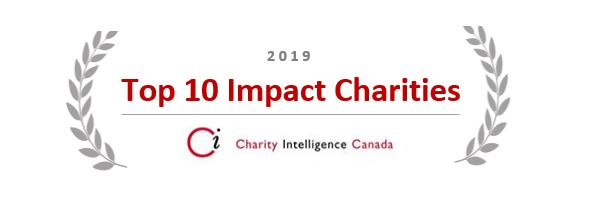 2019 TOP10 HIGH-IMPACT CHARITIES LIST RELEASED BY CHARITY INTELLIGENCE