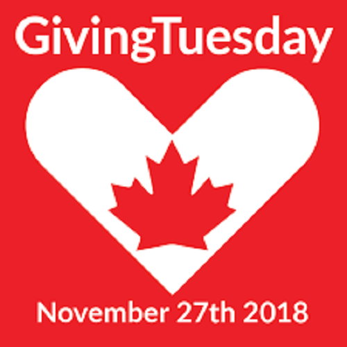 Giving Tuesday YYC